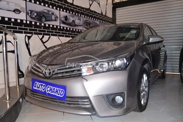 Voiture Toyota Corolla 2014 à casablanca  Diesel  - 5 chevaux