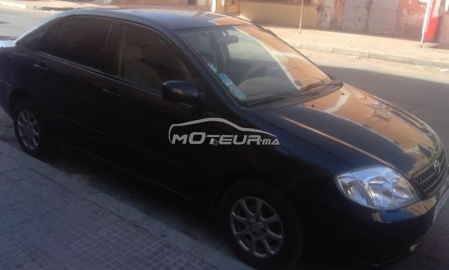 سيارة في المغرب تويوتا كورولا - 163155