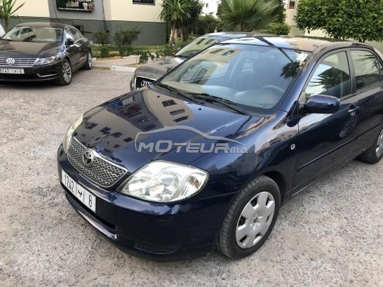 سيارة في المغرب تويوتا كورولا Vvti - 220824