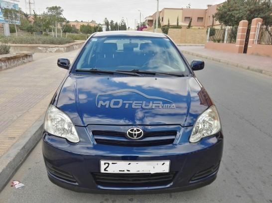 سيارة في المغرب تويوتا كورولا - 143241