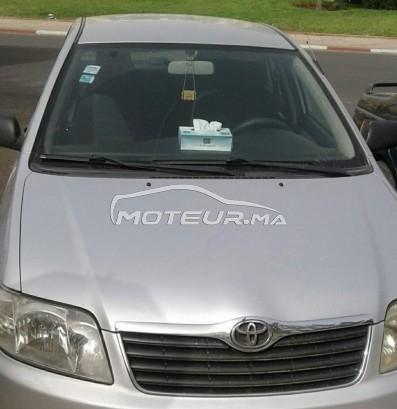 TOYOTA Corolla 2.0 مستعملة