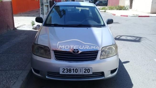 TOYOTA Corolla 2.0 d xli مستعملة