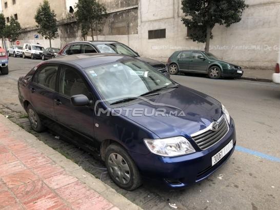 سيارة في المغرب TOYOTA Corolla 2.0d xli - 257111