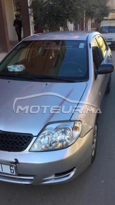 سيارة في المغرب TOYOTA Corolla - 252604