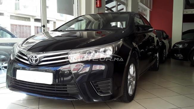 Voiture Toyota Corolla 2014 à fes  Diesel  - 5 chevaux