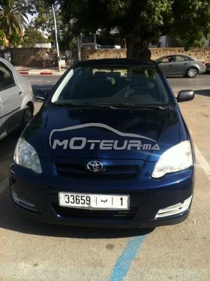 سيارة في المغرب تويوتا كورولا D4d - 224130