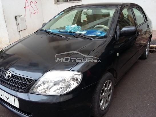 سيارة في المغرب تويوتا كورولا - 217228