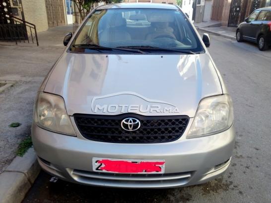 سيارة في المغرب TOYOTA Corolla - 262789