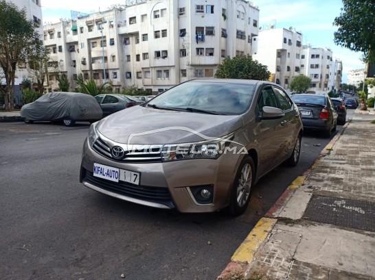 Voiture au Maroc TOYOTA Corolla - 299736