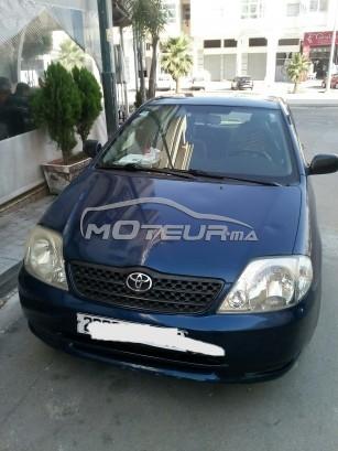 سيارة في المغرب تويوتا كورولا - 223109