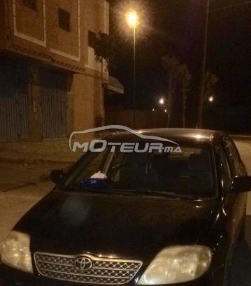 سيارة في المغرب تويوتا كورولا - 142339