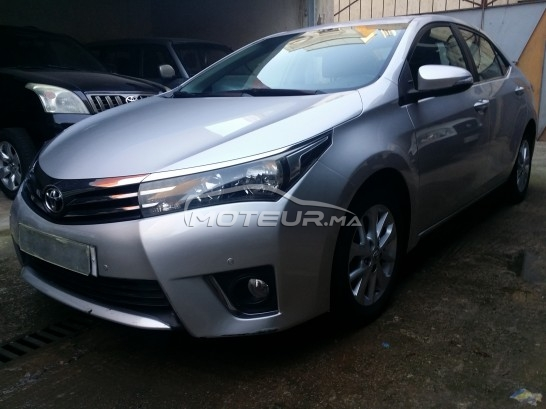 TOYOTA Corolla D4d occasion 659854