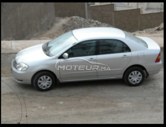 سيارة في المغرب TOYOTA Corolla - 258060