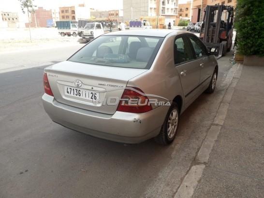 سيارة في المغرب تويوتا كورولا - 223849