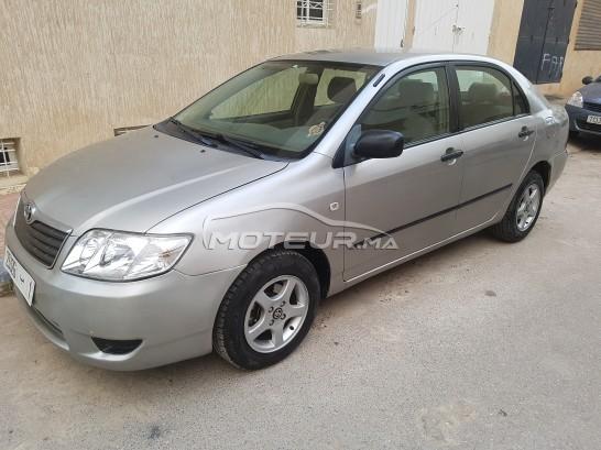 سيارة في المغرب تويوتا كورولا - 235490