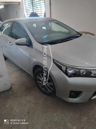 Voiture Toyota Corolla 2016 à kenitra  Diesel  - 5 chevaux