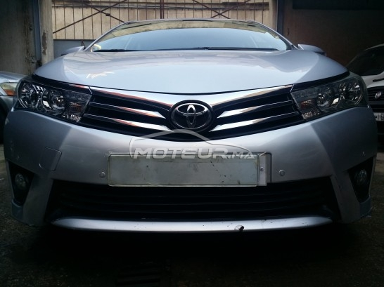TOYOTA Corolla D4d occasion 659859