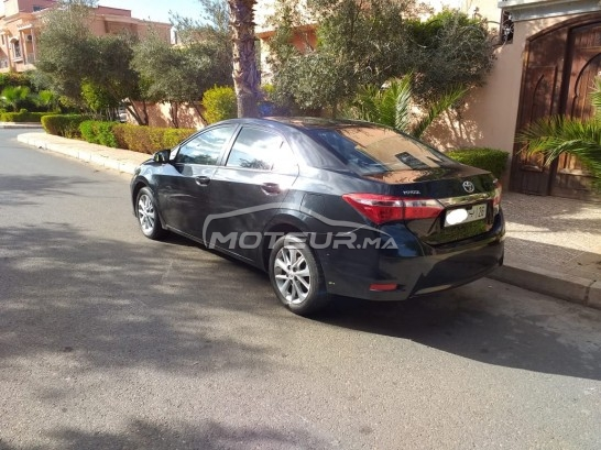 سيارة في المغرب TOYOTA Corolla D-4d - 259054