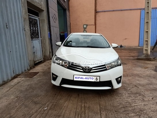 سيارة في المغرب TOYOTA Corolla Silver - 300179