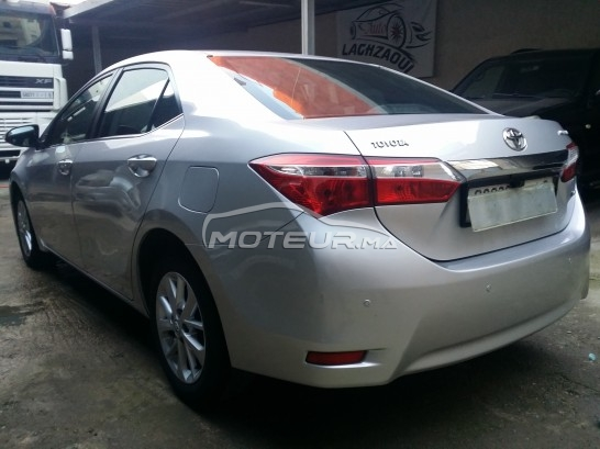 TOYOTA Corolla D4d occasion 659857