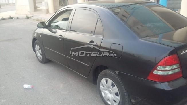 سيارة في المغرب تويوتا كورولا - 223480
