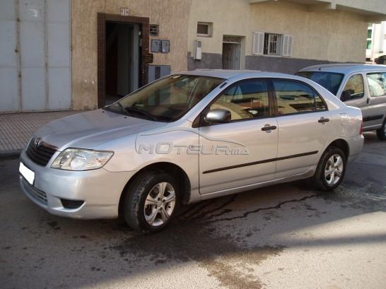 Voiture au Maroc TOYOTA Corolla - 137232