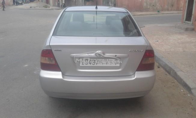 سيارة في المغرب تويوتا كورولا - 159501