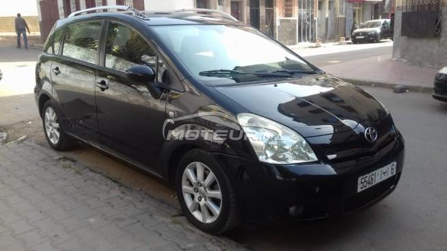 سيارة في المغرب TOYOTA Corolla verso - 264900