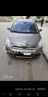 سيارة في المغرب تويوتا كورولا فيرسو - 233436