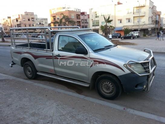 سيارة في المغرب تويوتا هي لوكس - 177115