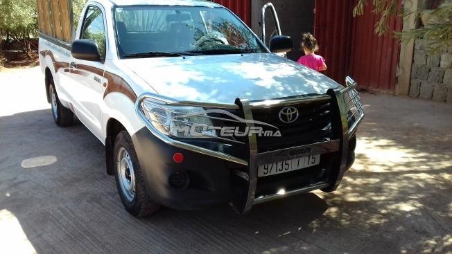 سيارة في المغرب تويوتا هيلوكس - 175298
