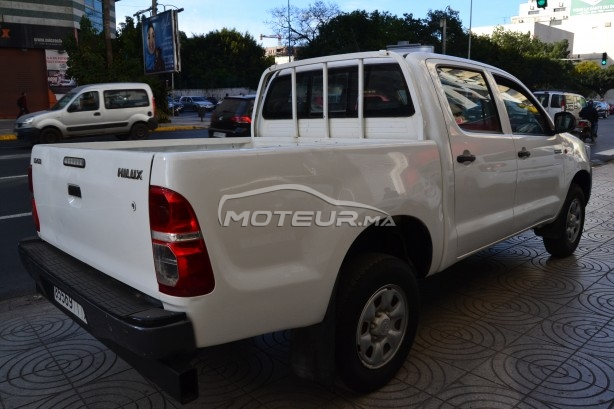 toyota hilux 4x4 2014 diesel 262563 occasion casablanca maroc. Black Bedroom Furniture Sets. Home Design Ideas