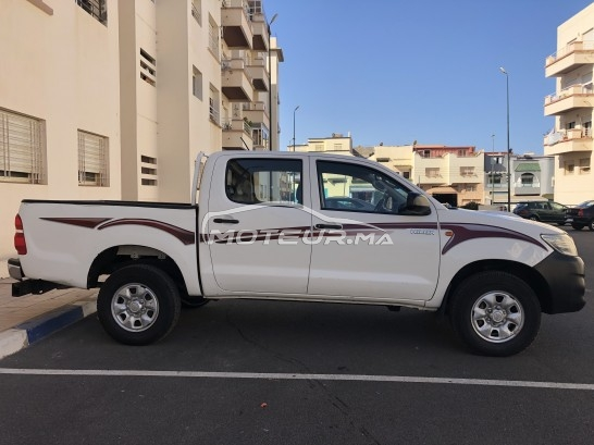 TOYOTA Hilux 4*4 double cabines occasion 817981