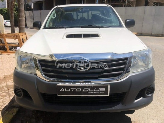 TOYOTA Hilux Double cabine d4d occasion