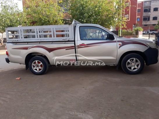 Voiture Toyota Hilux 2012 à beni-mellal  Diesel  - 10 chevaux