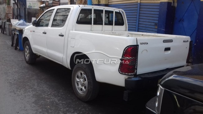 TOYOTA Hilux occasion 673524