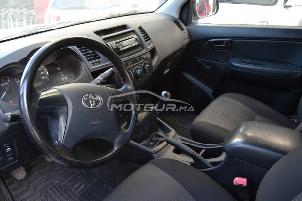 TOYOTA Hilux 4x4 occasion 704716