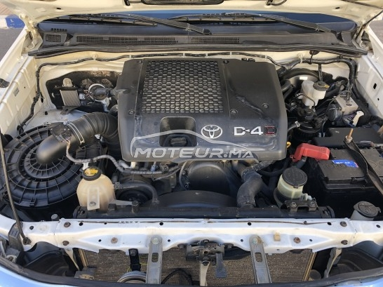 TOYOTA Hilux 4*4 double cabines occasion 824095