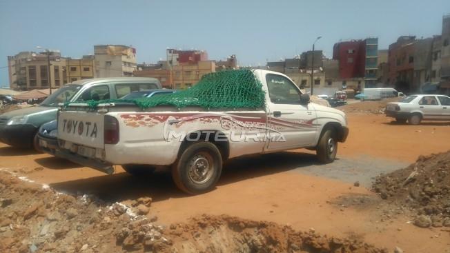 سيارة في المغرب تويوتا هيلوكس - 227454