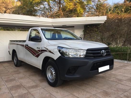 سيارة في المغرب تويوتا هيلوكس Pick up 4*2 - 223600
