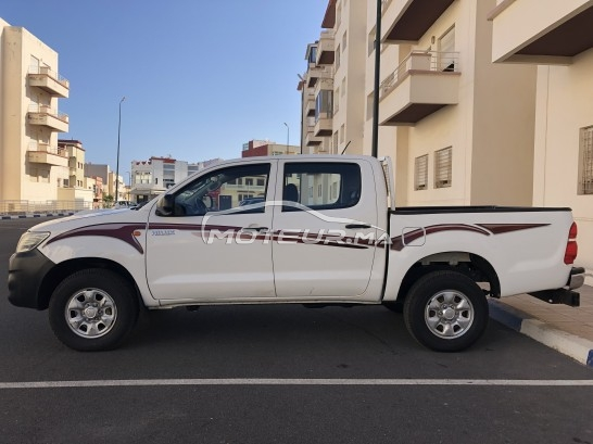 TOYOTA Hilux 4*4 double cabines occasion 817990