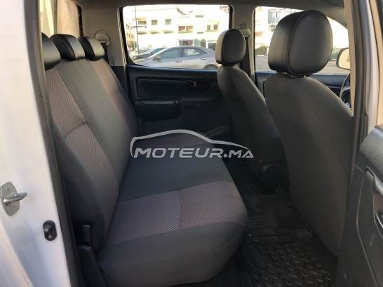 TOYOTA Hilux 4*4 double cabines occasion 817983