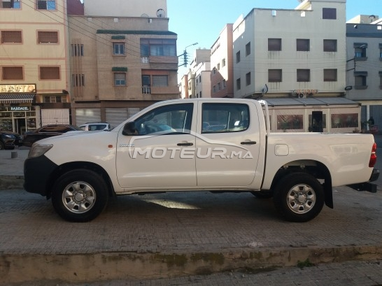 سيارة في المغرب TOYOTA Hilux Double cabine - 257913