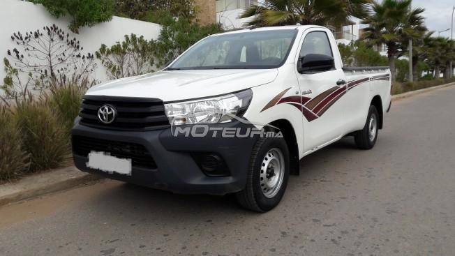 سيارة في المغرب تويوتا هيلوكس Pick up - 201652