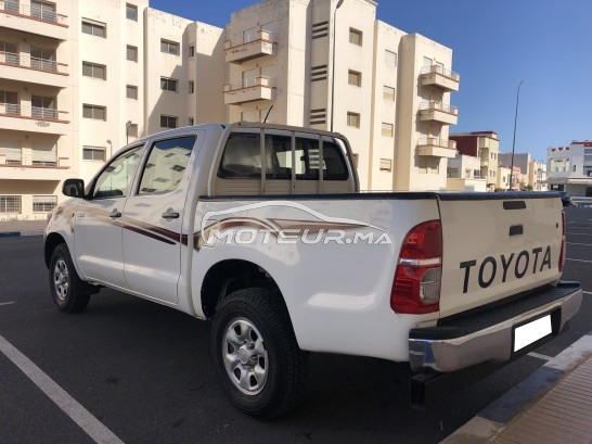 TOYOTA Hilux 4*4 double cabines occasion 824093