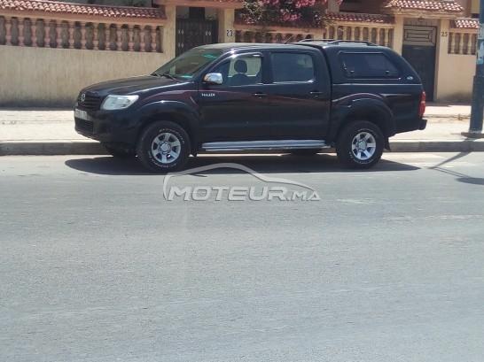 سيارة في المغرب TOYOTA Hilux Double cabine - 247790