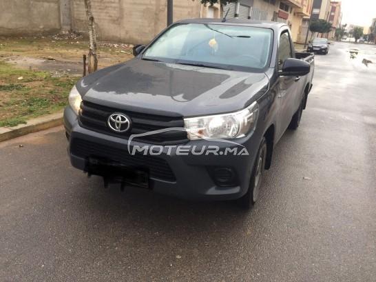 Voiture Toyota Hilux 2019 à tiflet  Diesel  - 2 chevaux