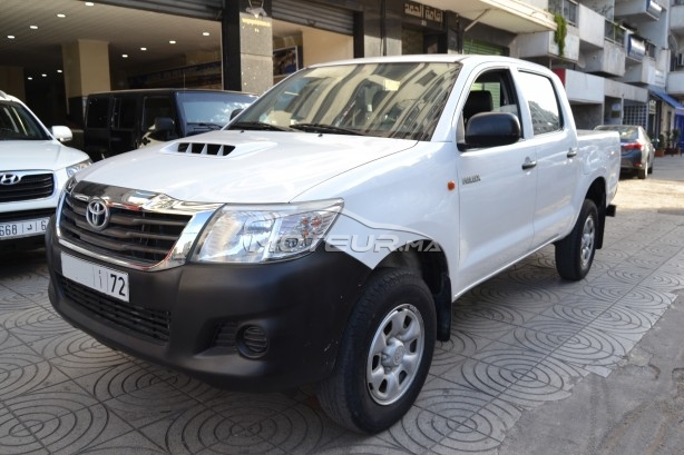TOYOTA Hilux 4x4 occasion
