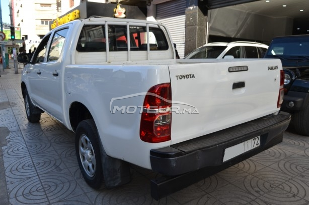 TOYOTA Hilux 4x4 occasion 704715