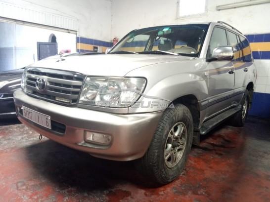 سيارة في المغرب تويوتا لاند كرويسير - 223432